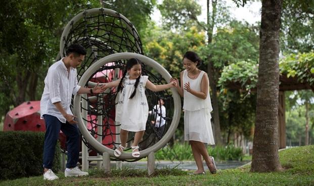 Celadon City chú trọng không gian tiện ích cho cư dân nhí