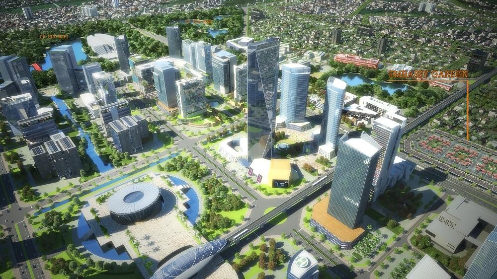 Tiêu chuẩn ba không- chuẩn mực mới cho bất động sản tại Hà Nội
