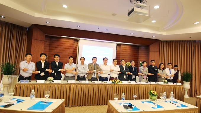 Đất Xanh Miền Trung: Phát triển hệ thống bán hàng khắp cả nước