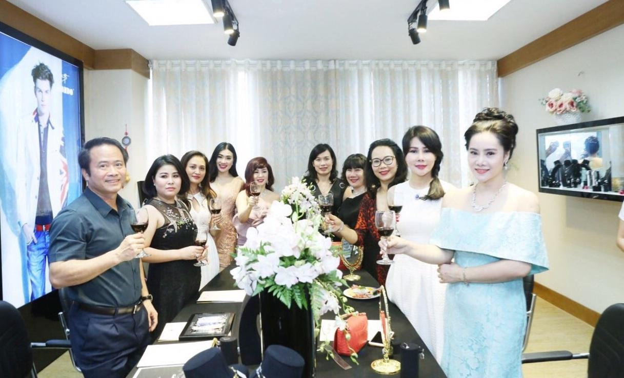 Trải nghiệm những bộ trang sức đẳng cấp của Korloff tại Hà Nội