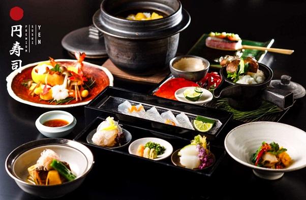 Bước đi táo bạo của Yen Sushi Premium góp phần nâng tầm thưởng thức ẩm thực truyền thống cao cấp Nhật Bản