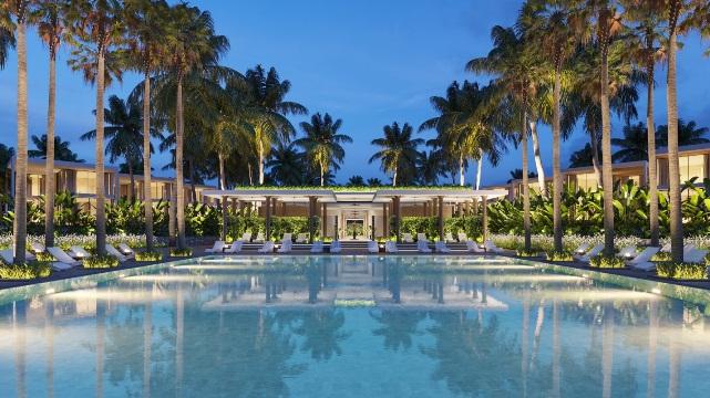 """Trải nghiệm của """"sự giàu có"""" Novotel Suites Vogue - nghỉ dưỡng 5 sao theo phong cách Tropicara"""