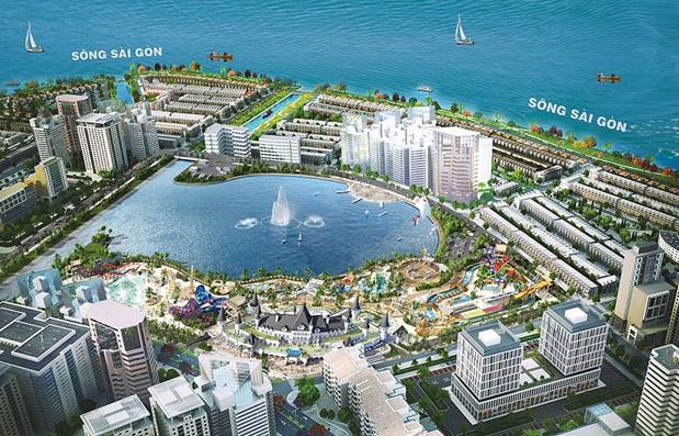 Cơ hội sở hữu 55 căn nhà phố cao cấp ven sông vừa túi tiền cuối cùng tại khu đô thị tỷ USD
