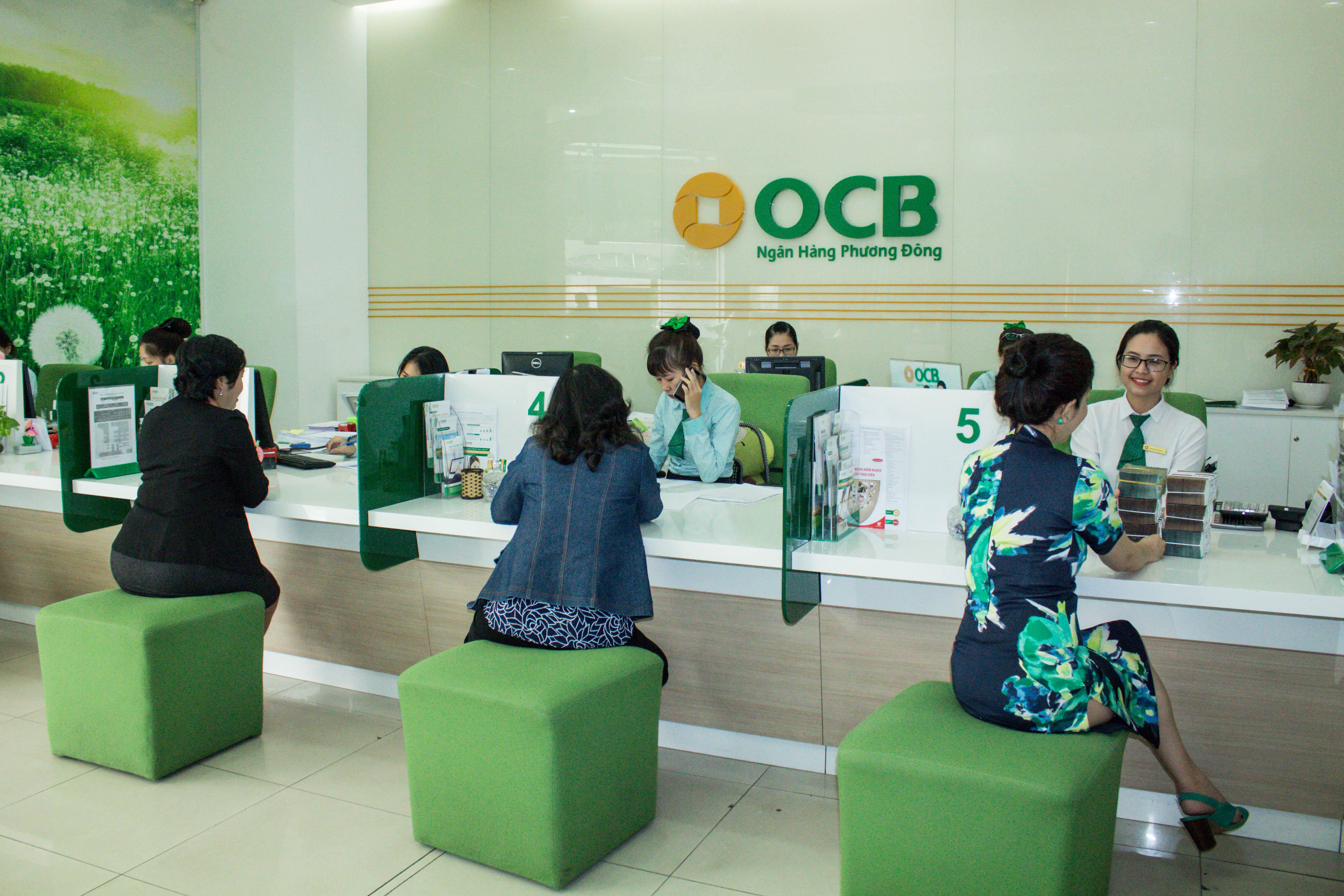 OCB đạt 101% kế hoạch lợi nhuận năm 2017 chỉ sau 9 tháng