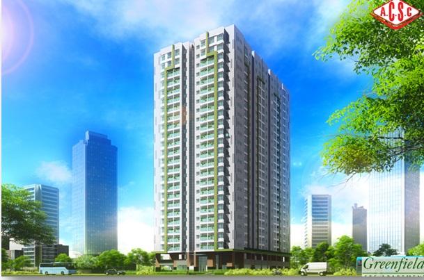 Căn hộ xanh tiêu chuẩn Singapore xuất hiện tại Việt Nam