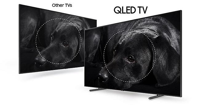 TV QLED là lựa chọn hàng đầu của các nhà làm phim 4K