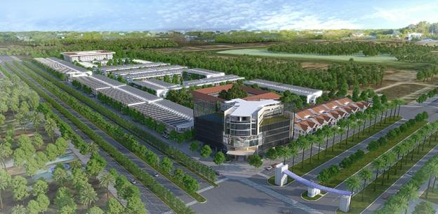 Vì sao hàng loạt dự án đất nền tại Long An liên tiếp đắt hàng