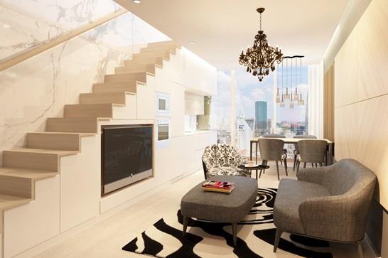 Tiềm năng lớn từ đầu tư căn hộ hạng sang tại trung tâm Q.1