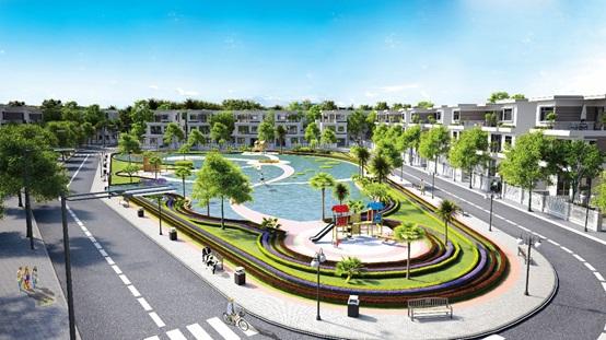 """Evergreen Villa: Biệt thự """"nghỉ dưỡng"""" giữa lòng đô thị"""