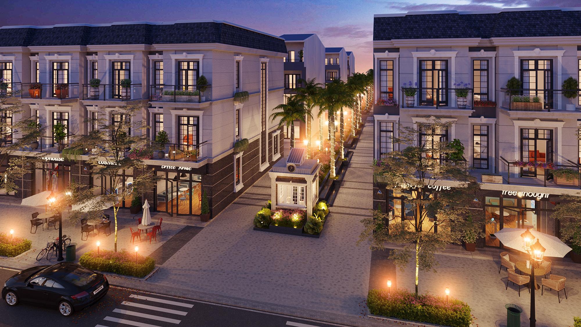 Các dự án bất động sản cao cấp sắp được trình làng tại Hà Nội