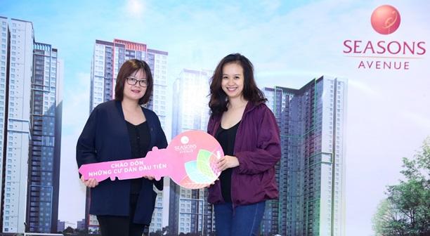 Dự án chung cư chuẩn Singapore chào đón những cư dân đầu tiên - ảnh 1