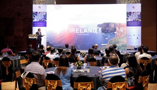 Ireland - Cơ hội đầu tư định cư mới cho người Việt