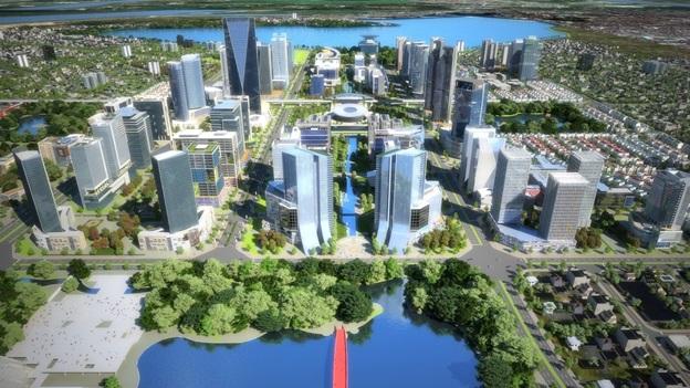 Hồ Tây - Điểm sáng của bất động sản thủ đô