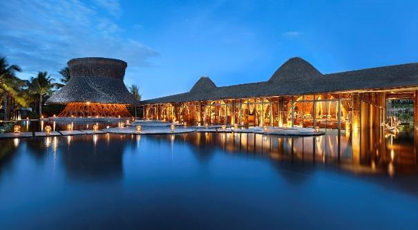 Không chỉ có Resort phục vụ APEC, Empire Group còn sở hữu tổ hợp du lịch, giải trí đẳng cấp
