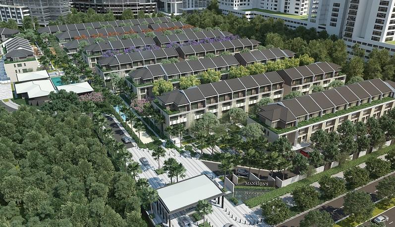The Mansions ParkCity - ý tưởng tuyệt vời về không gian sống hoàn hảo