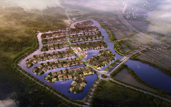 Ecopark chuyển hướng sang BĐS siêu cao cấp
