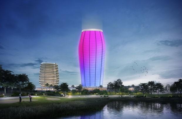 Mai House – công trình kiến trúc mang biểu tượng đèn lồng sắp xuất hiện tại Hội An