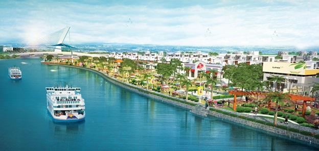 Những dự án gây chú ý tại thị trường BĐS Bình Dương