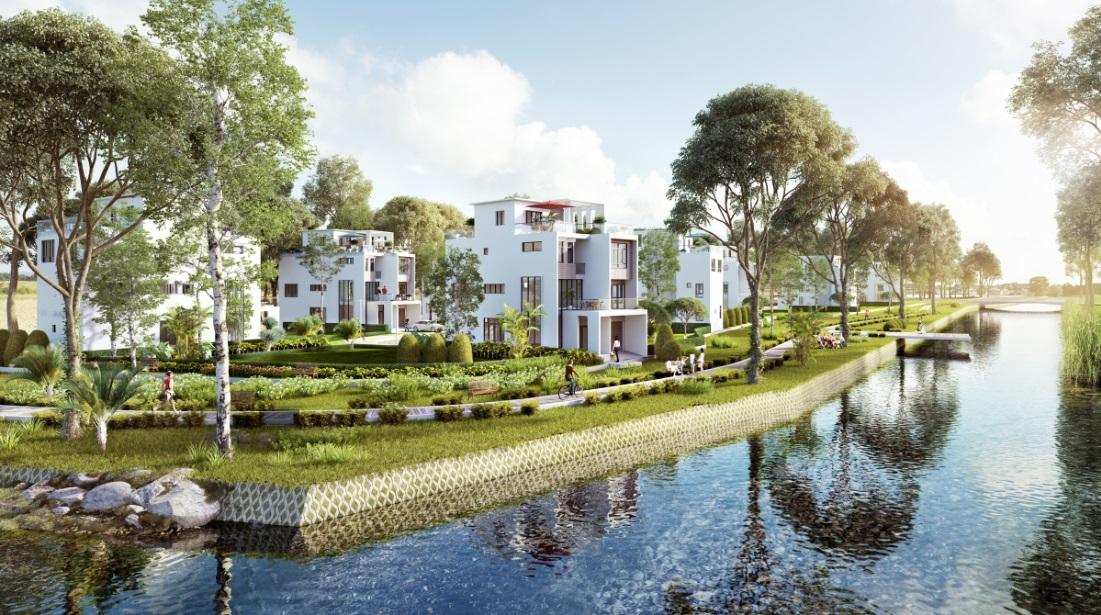 Tận hưởng tiện ích nghỉ dưỡng resort tại gia cùng Villa Park
