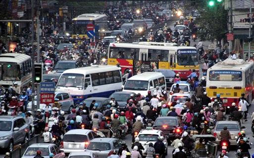 Chia sẻ phương tiện: Chìa khóa cho việc lưu thông tại các thành phố lớn