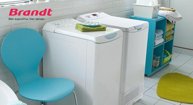 Những lý do giúp Máy giặt sấy Brandt trở thành số 1 nước Pháp