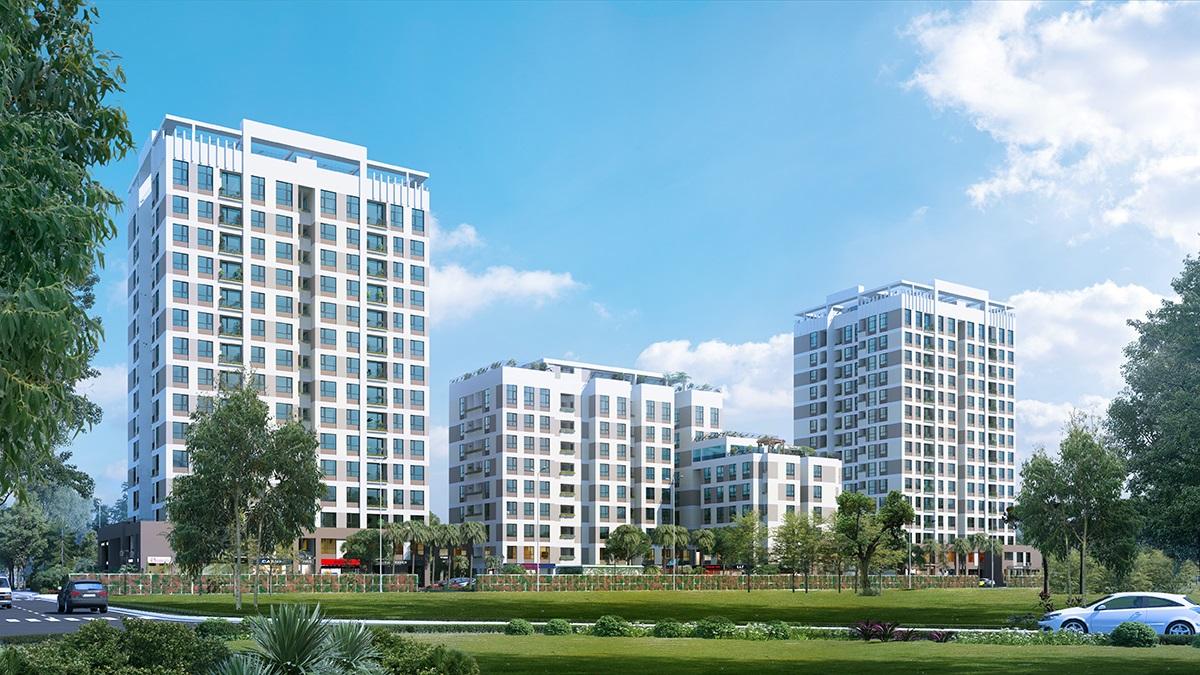 Valencia Garden dự án được mong chờ cuối năm 2017