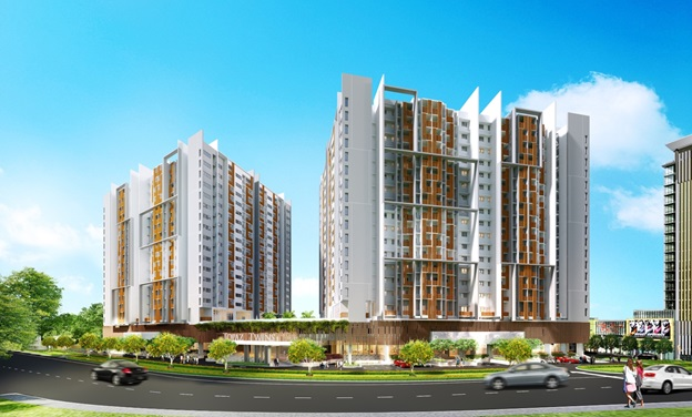 Sắp xuất hiện tổ hợp căn hộ dịch vụ 5 sao tại khu cung đường triệu đô đắt giá Biên Hòa