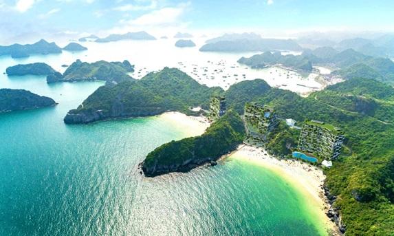 Flamingo Cát Bà Beach Resort - Kiến trúc rừng trên không bên bờ biển