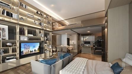 căn hộ cao tầng Loft chi trả linh hoạt chỉ 30% đến khi nhận nhà