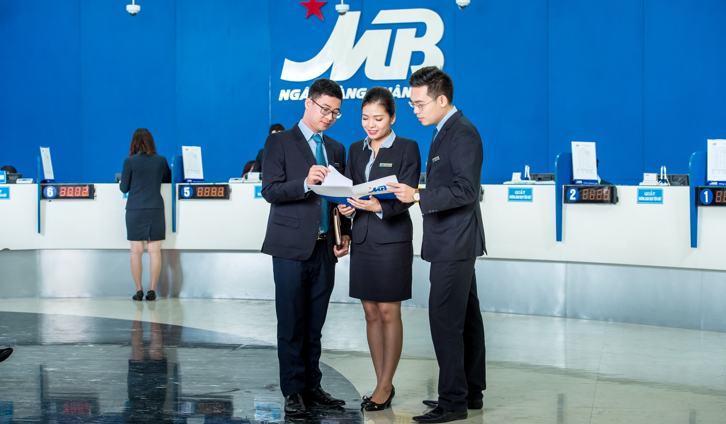 MB cung cấp dịch vụ hải quan điện tử hỗ trợ doanh nghiệp thông quan 24/7