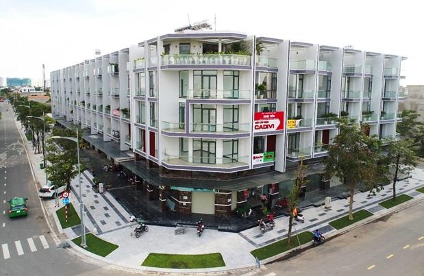 Điểm sáng nhà phố khu Đông Sài Gòn cuối năm 2017