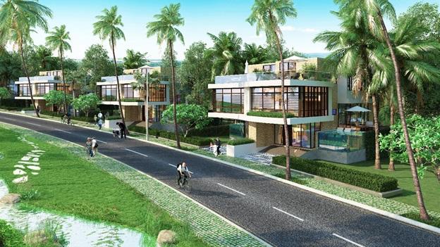 Đầu tư nhà phố biển nghỉ dưỡng chỉ với… 868 triệu đồng
