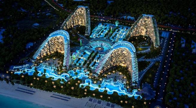Công ty Vịnh Nha Trang sắp ra mắt dự án nghỉ dưỡng The Arena tại Cam Ranh