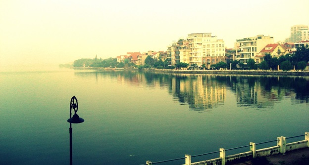 Ba tiêu chí môi trường sống lý tưởng tại Hà Nội