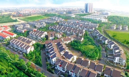 Nhà thấp tầng tiếp tục dẫn đầu xu hướng đầu tư bất động sản thủ đô