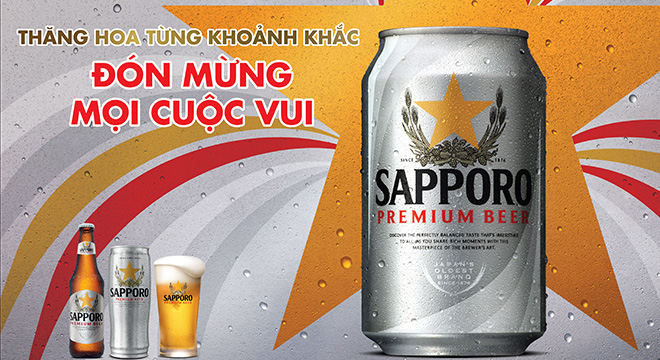Câu chuyện năm mới: Bia ngon đâu chỉ để ăn mừng