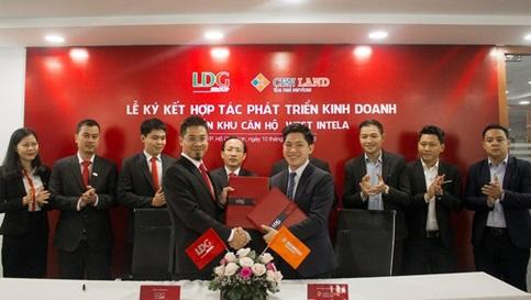 CENLAND phát triển kinh doanh khu căn hộ thông minh West Intela