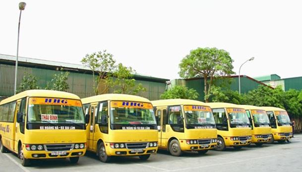 Công ty cổ phần Hoàng Hà chính thức trở thành chủ đầu tư bến xe khách phía Tây thành phố Thái Bình