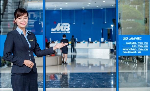 MB dành 5.000 tỷ đồng giảm lãi suất cho vay với 5 lĩnh vực ưu tiên