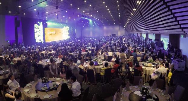 Kusto Home trao giải Mercedes Benz trị giá 2,8 tỷ đồng tại sự kiện tri ân khách hàng
