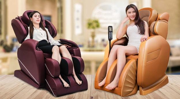 Ghế massage giá rẻ - Cơ hội chăm sóc sức khỏe cho mọi nhà