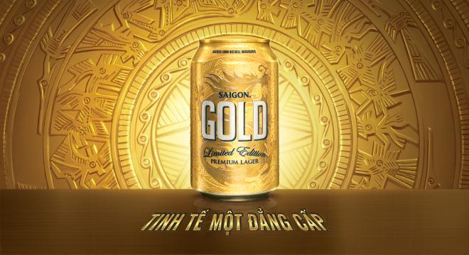 Bia Sài Gòn niềm tự hào của Việt Nam