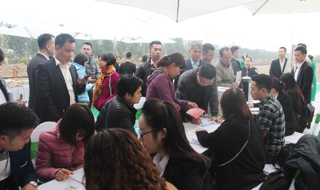 Cư dân Valencia Garden: Hân hoan trong ngày vui nhận nhà mới