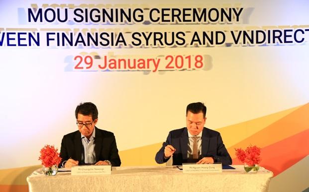 VNDIRECT kết nối Nhà đầu tư Thái Lan với TTCK Việt Nam