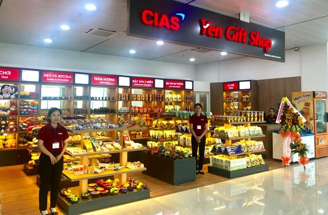 CIA khai trương nhà hàng tại Cảng hàng không Chu Lai