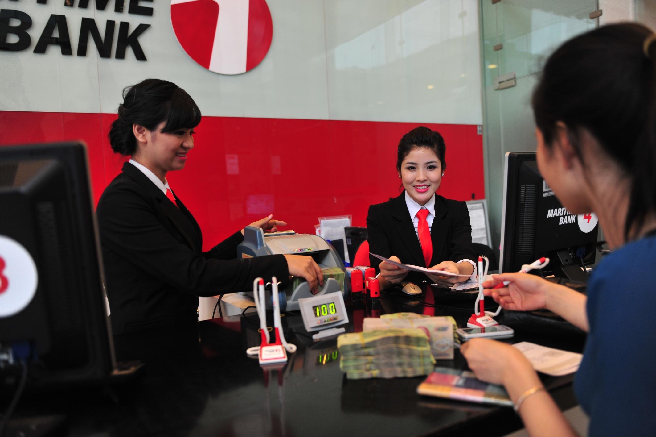Khách hàng Maritime Bank có thể kiểm tra tình trạng sổ tiết kiệm tại nhà