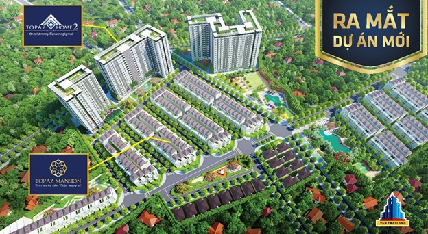 Vạn Thái Land ra mắt Topaz Home 2 - dòng nhà ở xã hội chất lượng cao