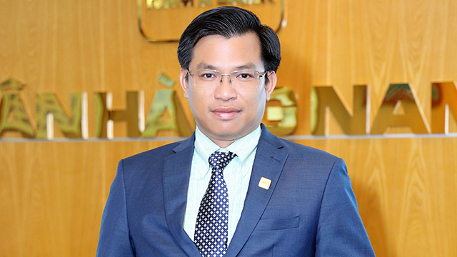 Nam A Bank bổ nhiệm quyền Tổng Giám Đốc