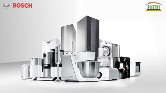 HMH Việt Nam phân phối chính hãng ngành hàng gia dụng Bosch tại Việt Nam