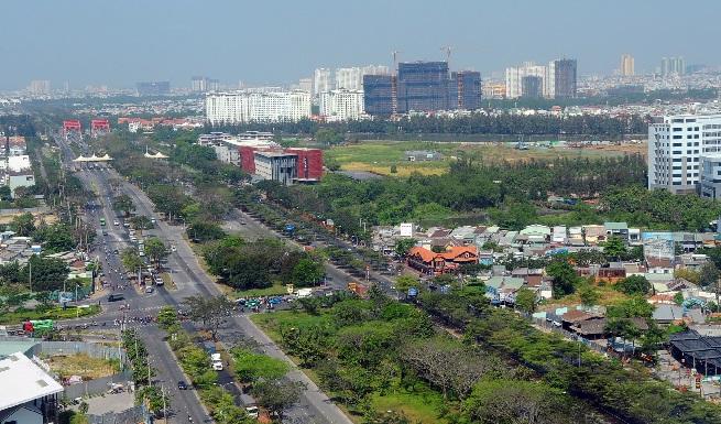TP.HCM: Đột phá hạ tầng, mở lối cho khu Nam